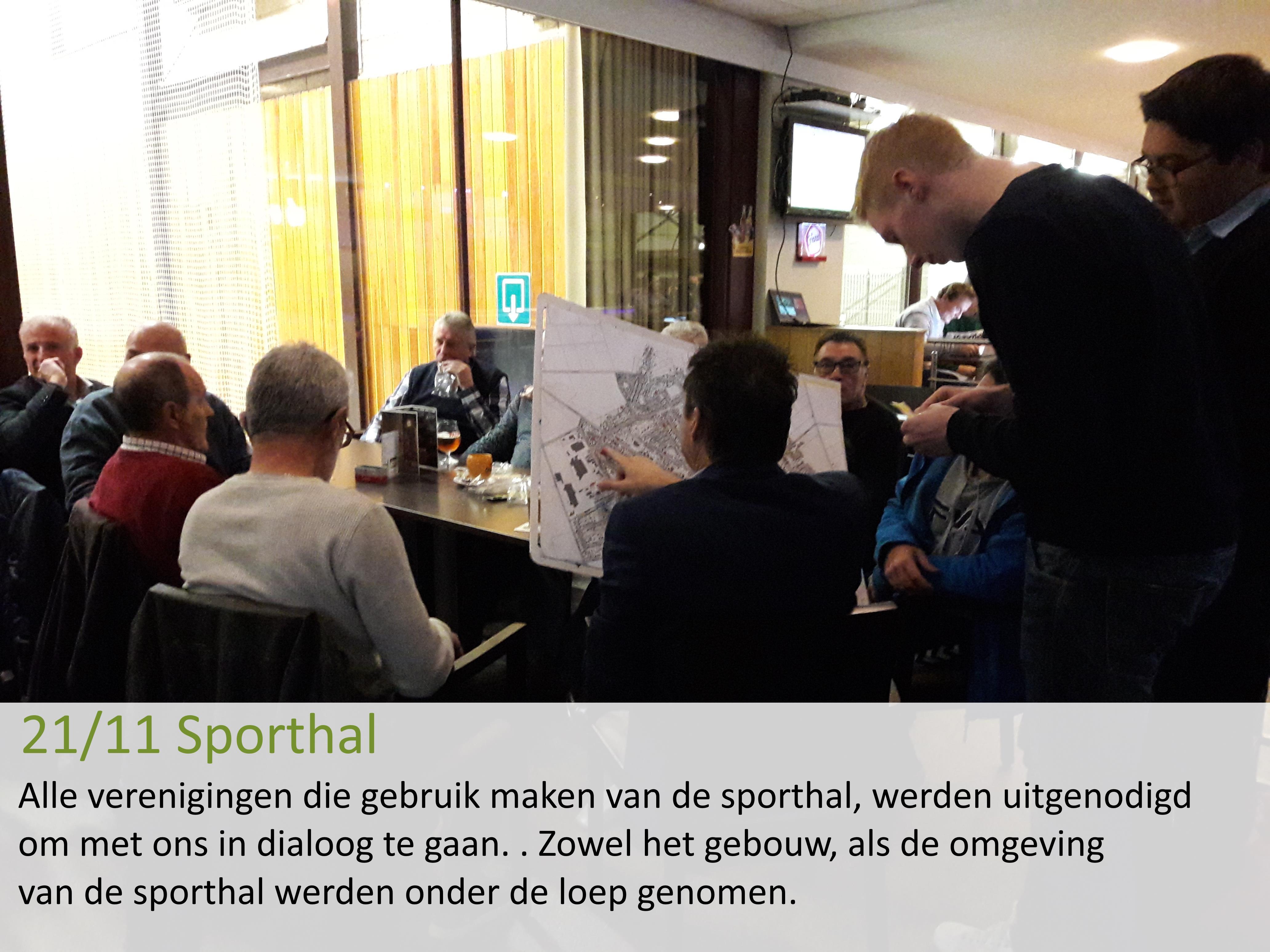 21/11 Sporthal